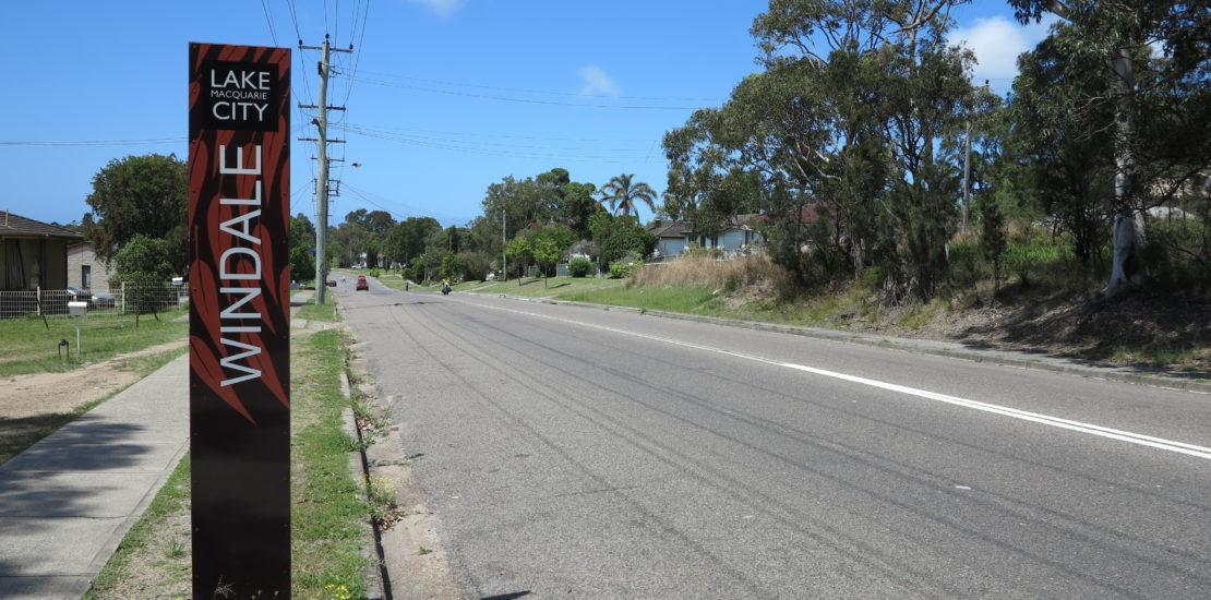 City of Lake Macquarie in NSW